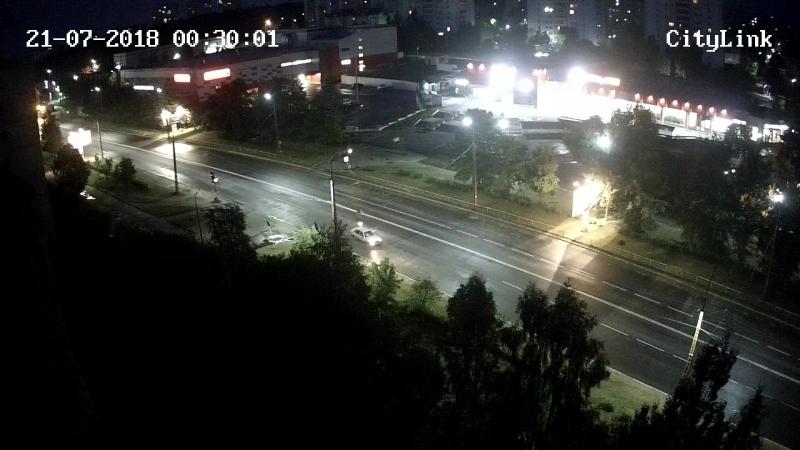 На улице Ровио в Петрозаводске сбили пешехода