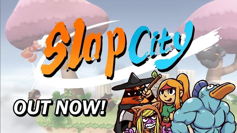 Slap City released for Early Access