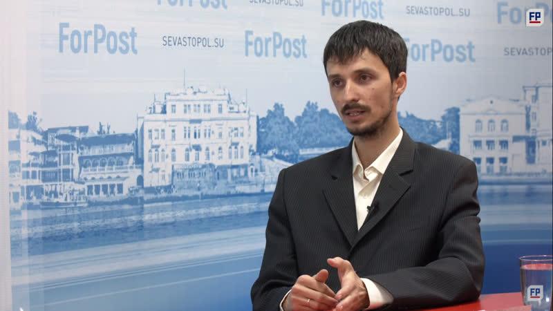 Почти полдень: эксперт-оценщик Илья Пичуев – о налогах на землю в Севастополе