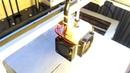 Печать тестового кубика на принтере Fribot Mini