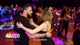 (Mobile Camera) Aleksandra Shatalova and Amr Atf Salsa Dancing at SFS 2018 in Zurich, Friday 23.02.2018