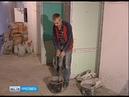 Завершен ремонт детского пульмонологического отделения Центральной городской больницы