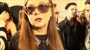Martine Sitbon'sinterview backstage RUE DU MAIL PFW AW 2011-2012