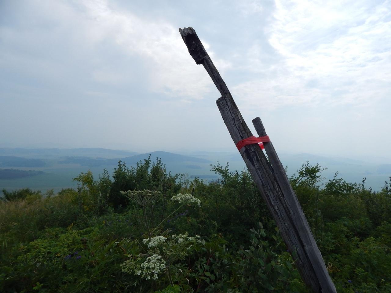 Вершина горы Ызых. Фото: Максим Полев