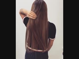 Капсульное наращивание волос 😍😍😍 от 7500/100 порядочку волосы+работа