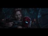Мстите VS Стражи галактики [ Avengers: Infinity War Человек Паук, Доктор Стрэндж, Железный Человек, Дракс, Звездный Лорд]