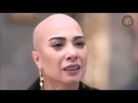 ARAB ACTRESS HEAD SHAVE