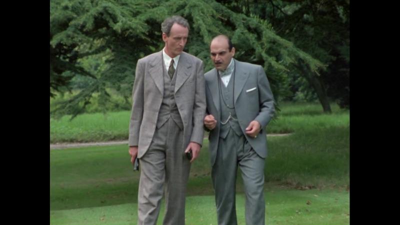 «Пуаро: Приключения Джонни Вэйверли» (1989) - детектив, реж. Эдвард Беннет, Ренни Рай и др.