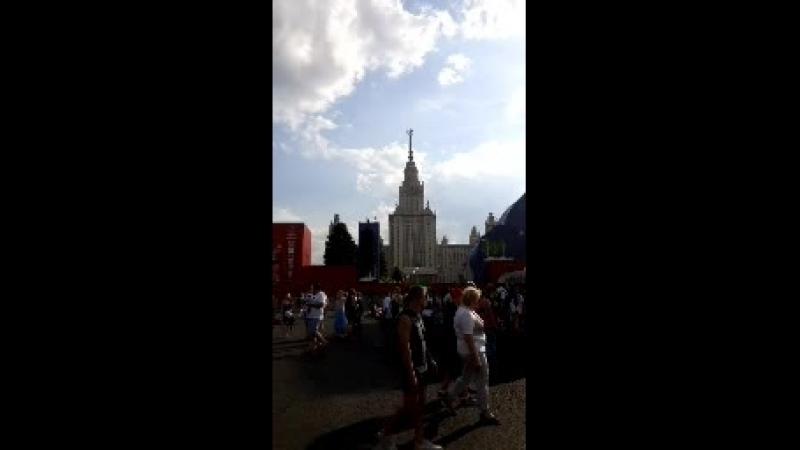 Ася Процыкова - Live