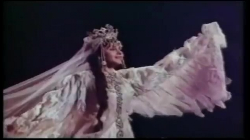 Р К опера СКАЗКА О ЦАРЕ САЛТАНЕ АРИЯ ЦАРЕВНЫ ЛЕБЕДЬ