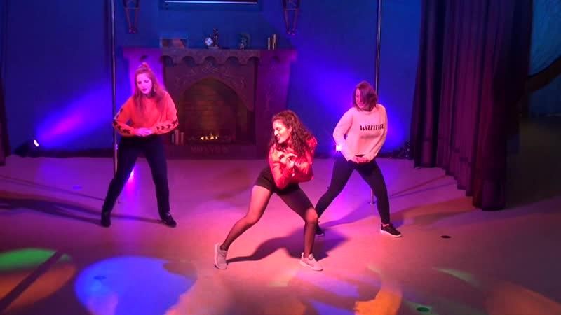 Reggeton танец Зажигалки группа Джульетта Петросян