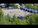 Лагерь - место обитания на Школе безопасности 2018