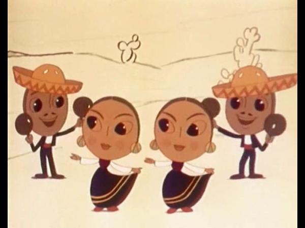 Дорогая копейка Иван Аксенчук 1961 г Мультфильм Детский Рисованный