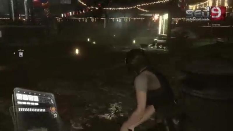 Resident Evil 6 [coop] 2 - Механика игры пока не совсем ясна