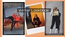 Winter Baddie Lookbook | mereheartsyou