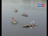 В память о героях: ученики и выпускники школы № 23 отправились в традиционный водный поход на байдарках