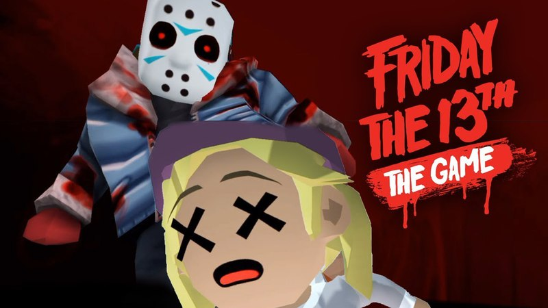 ЛЕДЯНОЙ ДЖЕЙСОН ИЗ ПЯТНИЦЫ 13 Friday the 13th Killer Puzzle
