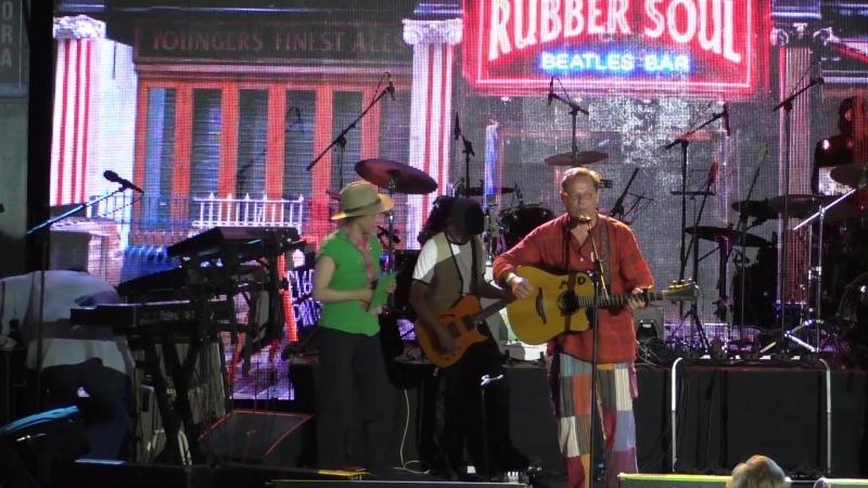 Sweet Little 60-s и Игорь Скляр - Праздник музыки The Beatles (18.06.2018, С-Петербург, Aurora Concert Hall) HD