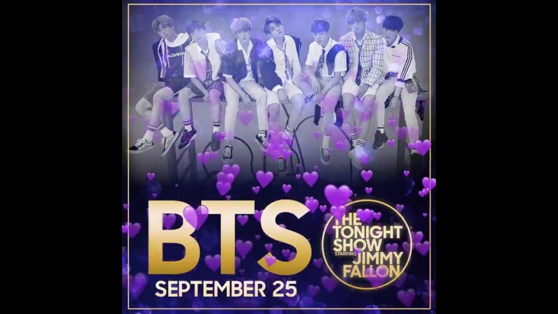 BTSonFallon is tonight @BTS_twt is stopping by to talk and perform! Plus, a dance chall
