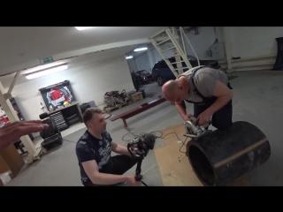 [Garage54 LIFE] Сняли ВСЮ КРАСКУ с ЖИГУЛЯ, ТОРМОЗА за 250к рублей в BMW Гараж 54