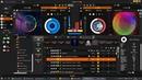 DJ System UI Prototype in JavaFX (XR3Player V3.118)