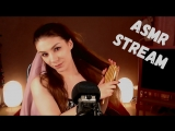 ?АСМР стрим ?ASMR stream - МУРАШКИ ДЛЯ ТЕБЯ - (шепот, триггеры) / (whisper, triggers, tingles )