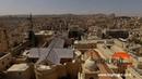 4K Aerial footage of Bethlehem filmed by drone in 2016