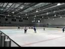 Хоккей. ХК Зарайск - ХК Трактор