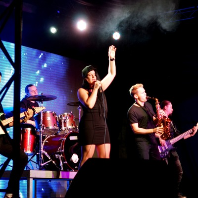 Helen Kiss-Band