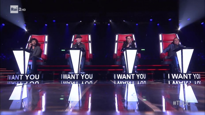 The Voice of Italy - Blind Audition del 12/04/2018