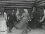 Народные танцы начало XX века
