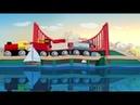 Конструктор MITU Track Building Block Electric Train Set | Xiaomi Mi Toy Train Set