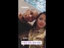 Фабиньо с женой в Нью-Йорке