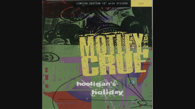 Motley Crue - Hooligans Holiday