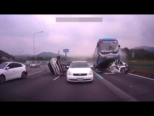 Craziest Driving Fails Compilation 60