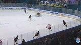 Моменты из матчей КХЛ сезона 1415 Гол. 02. Антон Королёв (Витязь) удвоил преимущество подмосковных хоккеистов 28.10