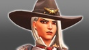 Ashe Details, Animations, Sounds More [Overwatch]