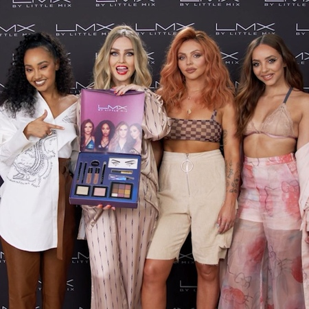 """LMX by Little Mix on Instagram: """"Wanna know what the girls favourite product is? Find lmxbylittlemix in the gifting area @bootsuk 💋"""""""