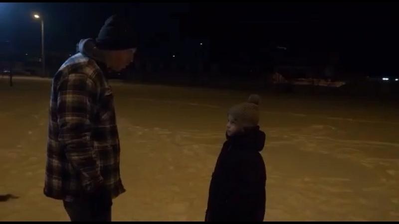 Отец и сын!