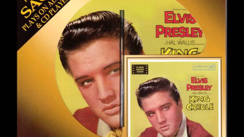 Elvis Presley ♫ Hard Headed Woman (Superior Sound Quality)