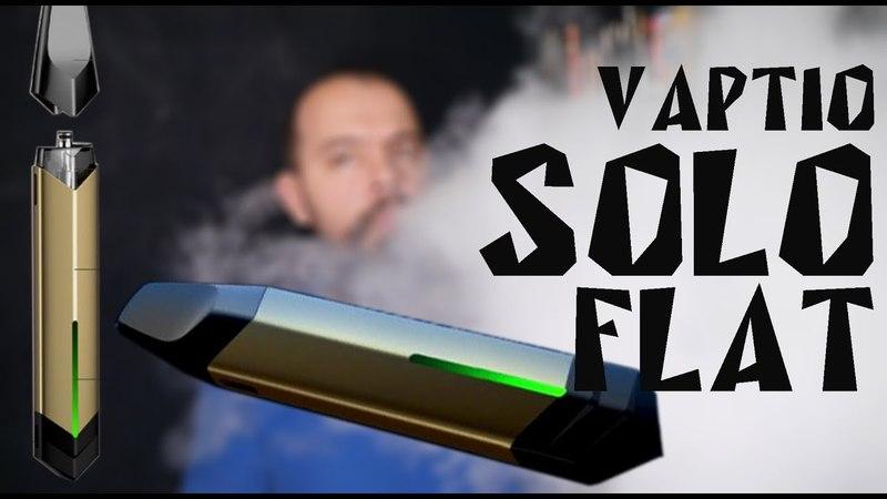 Solo-Flat AIO by Vaptio   ОБЗОР