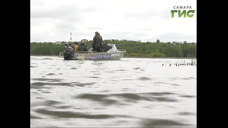 В Самарской области идет охота на рыбаков-браконьеров