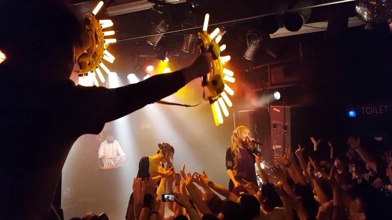 2016.04.24 おやすみホログラム in 韻果MATSURI Part.1@渋谷vuenos
