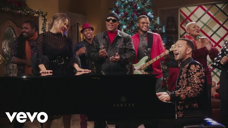 John Legend - What Christmas Means to Me (Live from A Legendary Christmas with John and...