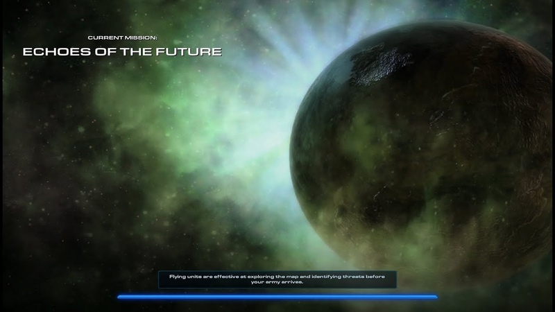 StarCraft 2: Wings of Liberty - Echoes Of The Future (Level 18)