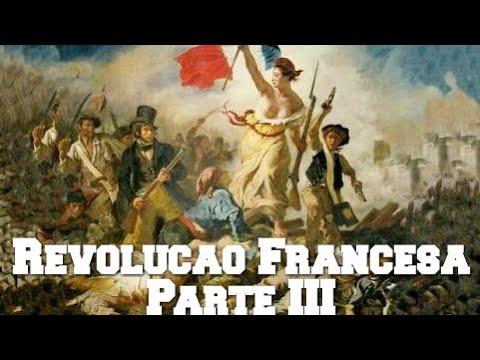Revolução Francesa - Documentário - History - Parte III
