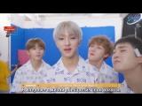 Golden Child - Видео со съёмок тизеров к первому сингл-альбому [rus sub]