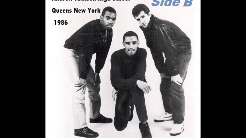 Mikey D The L.A. Posse LIVE! J.H.S 1986 [Side B] School Yard Hip Hop- Queens
