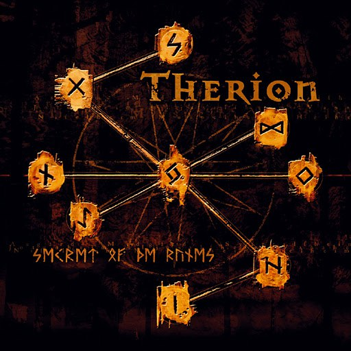 THERION альбом Secret of the Runes
