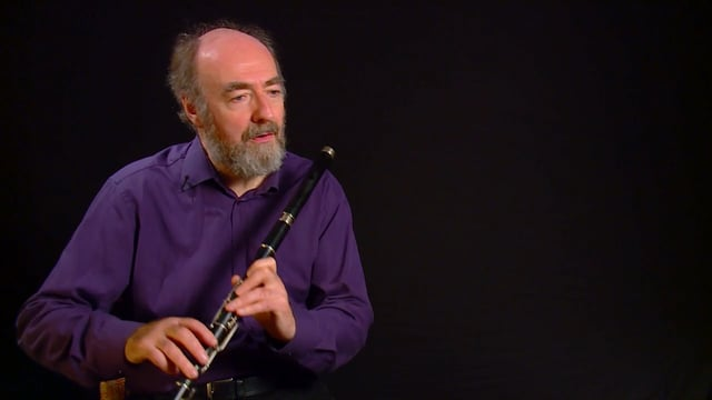 Ornamenting a slow air on Irish flute Fintan Vallely